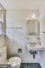 bedroom 2 half bath - 114 S BUCKMARSH ST, BERRYVILLE