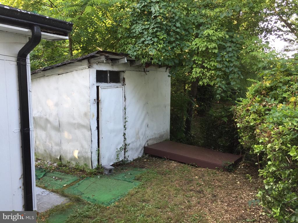 back shed - 14 LIBERTY ST, BERRYVILLE