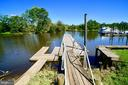 Fishing Pier and 1 of 2 Kayak/Canoe Launches - 1122 SPAIN DR, STAFFORD