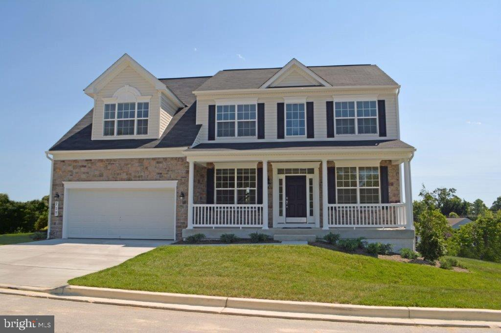 Optional Elevation 5 - 530 WATERSVILLE RD, MOUNT AIRY