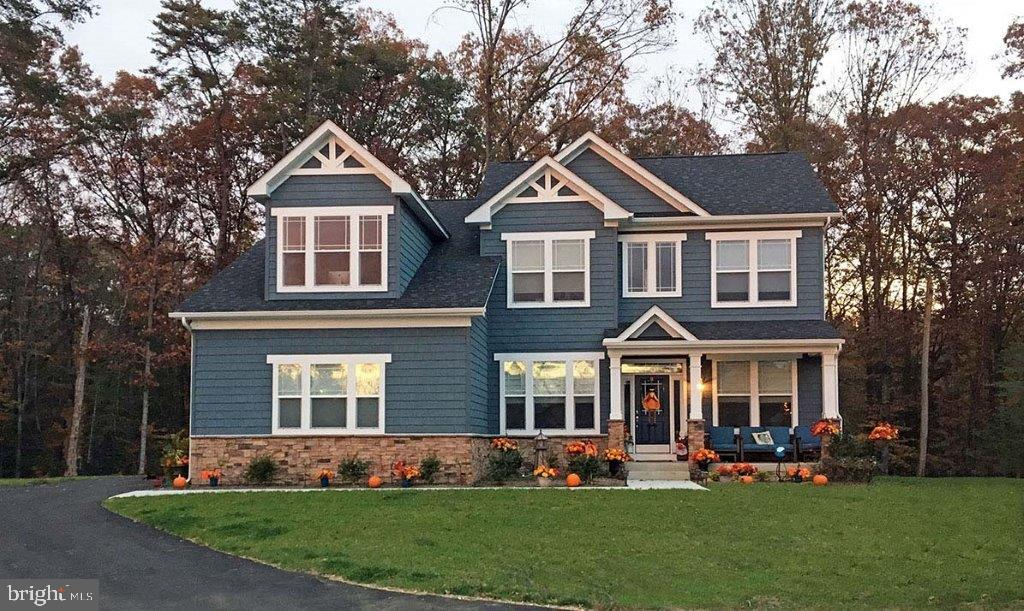 Optional Elevation 32 - 530 WATERSVILLE RD, MOUNT AIRY