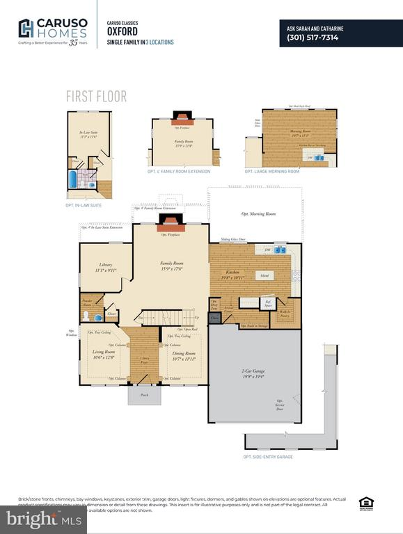 Oxford First Floor - 530 WATERSVILLE RD, MOUNT AIRY