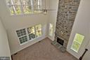 Two Story Foyer - 530 WATERSVILLE RD, MOUNT AIRY