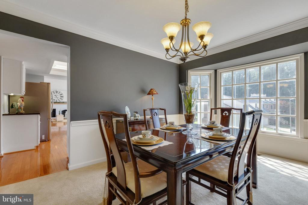 Dining Room - 4253 EXETER DR, DUMFRIES