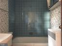 Upstairs full bath - 14 LIBERTY ST, BERRYVILLE