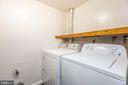 Washer was purchased in 2020 - 5975 FIRST LANDING WAY #3, BURKE
