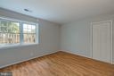 Spacious 2nd bedroom - 5975 FIRST LANDING WAY #3, BURKE