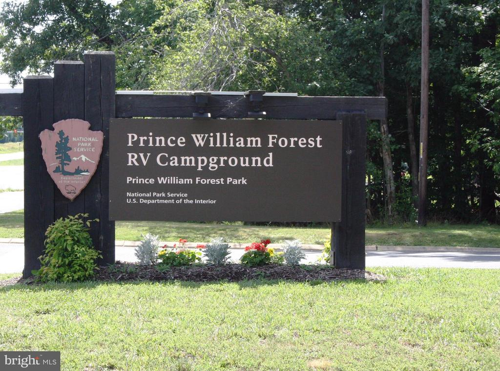 Surrounded by Prince William Forest Park - 4253 EXETER DR, DUMFRIES