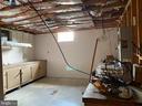 Work bench area in basement - 704 APPLE PIE RIDGE RD, WINCHESTER