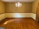 Formal Dining Room - 704 APPLE PIE RIDGE RD, WINCHESTER