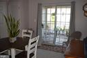 Bright! Glass doors to balcony - 6505 SPRINGWATER CT #7401, FREDERICK
