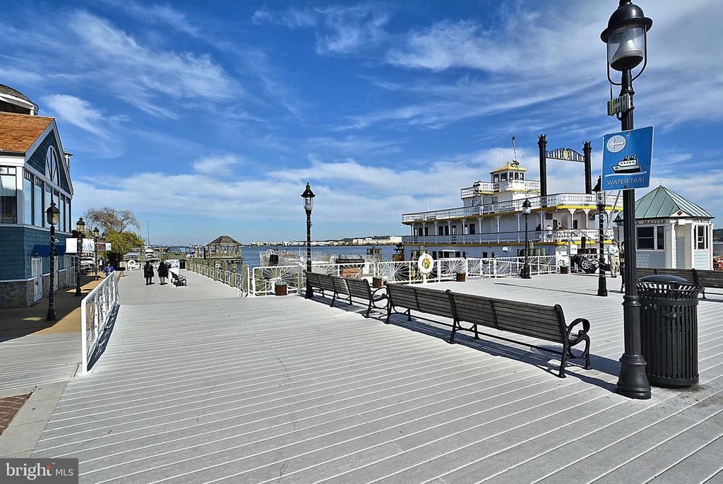 Board walk Old town - 5970 EDGEHILL CT, ALEXANDRIA