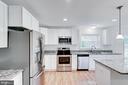 Kitchen - 117 BUTLER CIR, LOCUST GROVE