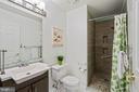 ADA Approved Full Bath on Lower Level - 22916 REGENT TER, STERLING