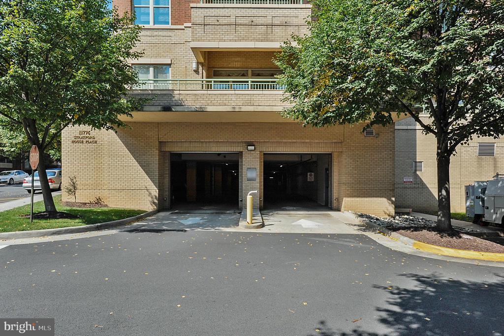 Underground Parking Garage - 11776 STRATFORD HOUSE PL #407, RESTON
