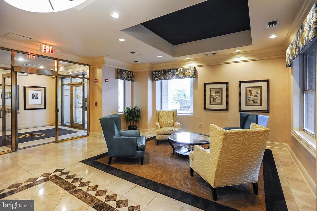 Lobby - 11776 STRATFORD HOUSE PL #407, RESTON