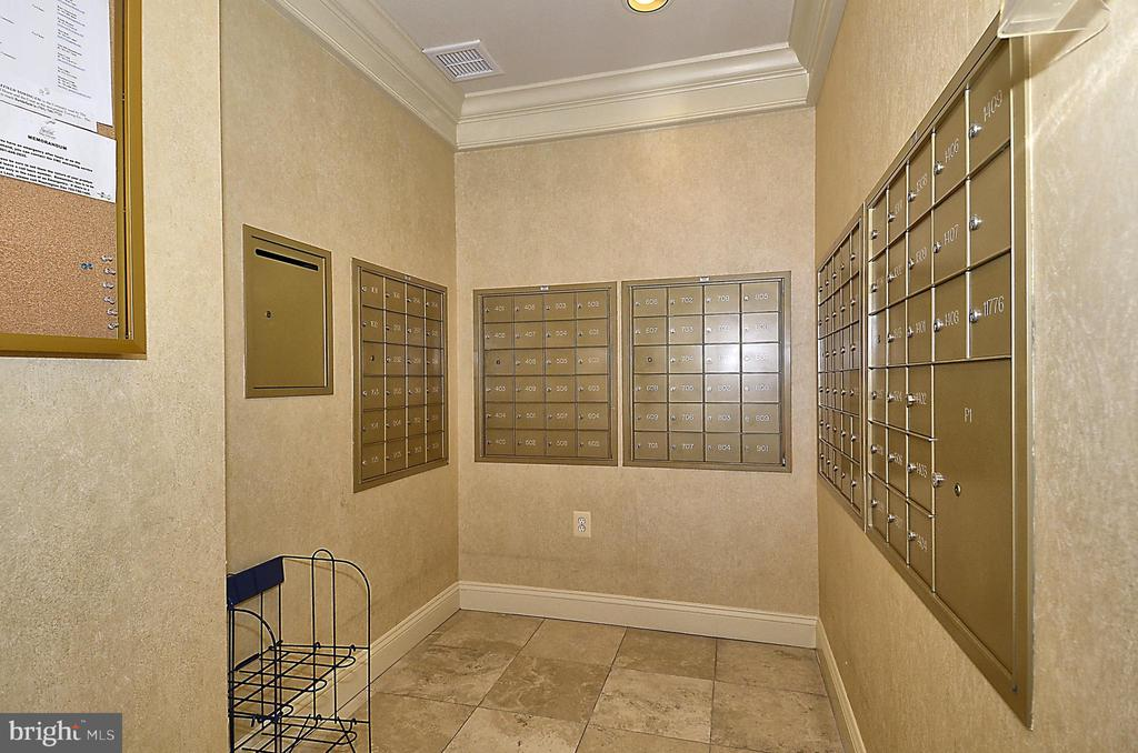 Mail Room - 11776 STRATFORD HOUSE PL #407, RESTON