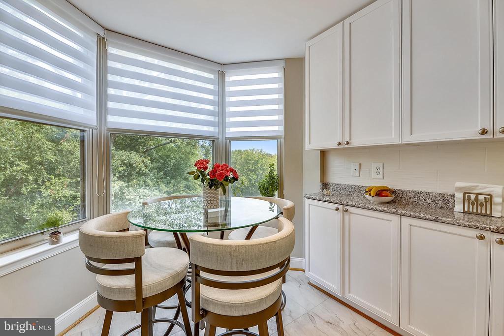 Eating Area Kitchen - 11776 STRATFORD HOUSE PL #407, RESTON