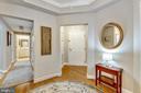 Foyer - 11776 STRATFORD HOUSE PL #407, RESTON