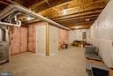 Basement Storage - 3353 SOARING CIR, WOODBRIDGE