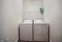 Upper Level Laundry - 3353 SOARING CIR, WOODBRIDGE