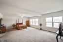 Master Bedroom - 3353 SOARING CIR, WOODBRIDGE