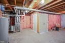 Utility Room - 3353 SOARING CIR, WOODBRIDGE
