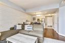 Living Room - 1021 N GARFIELD ST #621, ARLINGTON