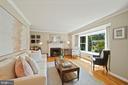 Living Room 2 - 606 N OWEN ST, ALEXANDRIA