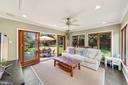 Sunroom Addition with Heated Floors - 606 N OWEN ST, ALEXANDRIA