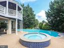 Pool with Hot Tub - 1035 HETH PL, WINCHESTER