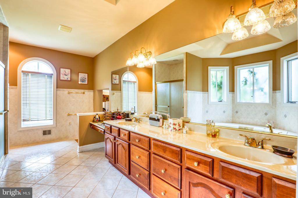 Main Level Master Bathroom - 1035 HETH PL, WINCHESTER