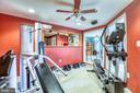 Basement Exercise room - 1035 HETH PL, WINCHESTER