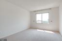 Primary bedroom - 19365 CYPRESS RIDGE TER #816, LEESBURG