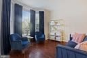 Living Room - Beautiful Big Windows - So Much Sun! - 6342 JAMES HARRIS WAY, CENTREVILLE