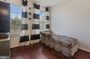 Bedroom #3 - Great Windows, Great Sunlight! - 6342 JAMES HARRIS WAY, CENTREVILLE