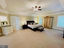 Primary Suite - 16344 LIMESTONE CT, LEESBURG