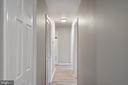 Hallway - 118 GARR, CULPEPER