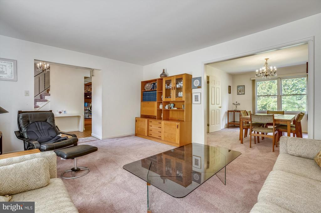 Living Room - 1213 BURTON ST, SILVER SPRING