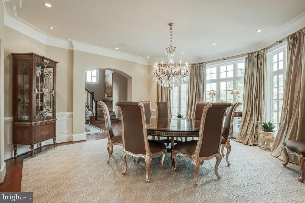 Large Formal Dining Room - 15830 SPYGLASS HILL LOOP, GAINESVILLE