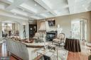 Lovely Formal Living Room - 15830 SPYGLASS HILL LOOP, GAINESVILLE