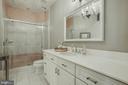 2nd Bedroom Full Bathroom - 15830 SPYGLASS HILL LOOP, GAINESVILLE