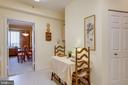 Room for a table for two for quick meals - 19365 CYPRESS RIDGE TER #1021, LEESBURG