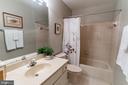Full Bath - 7804 ORCHARD GATE CT, BETHESDA