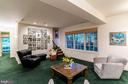 Walk-Out Lower Level Rec Room - 7804 ORCHARD GATE CT, BETHESDA