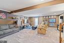 Deep think lush carpet for the Man Cave - 2300 HARMSWORTH DR, DUMFRIES