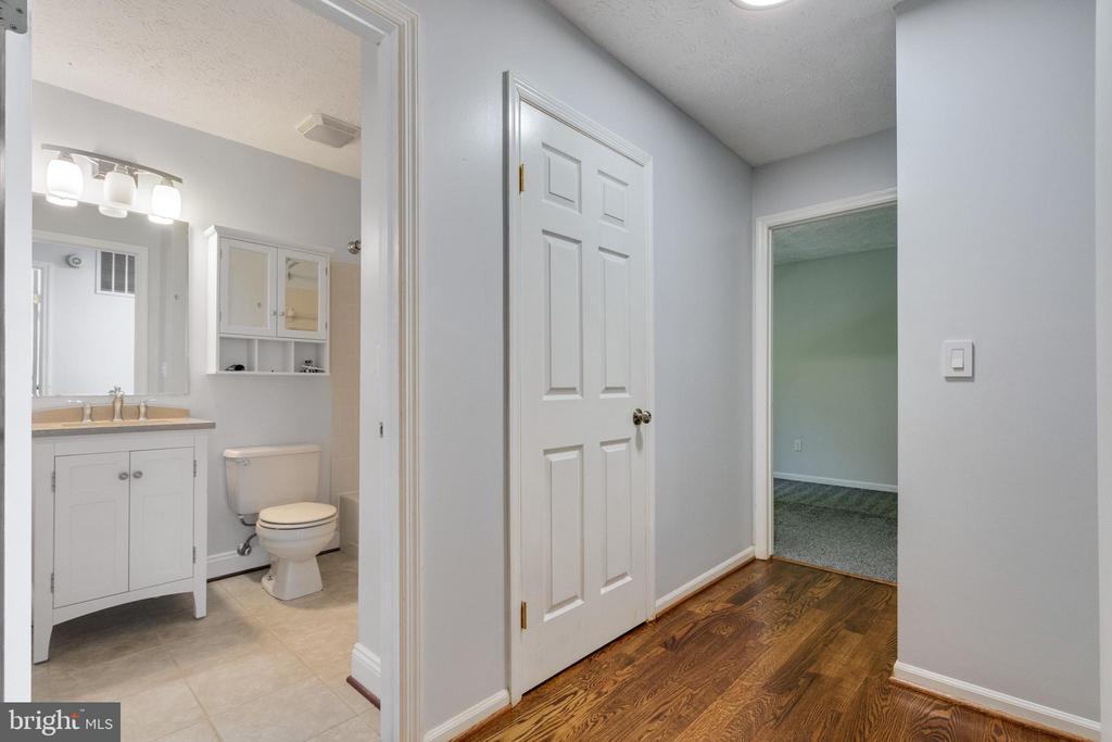 Basement Bathroom - 3008 MEDITERRANEAN DR, STAFFORD