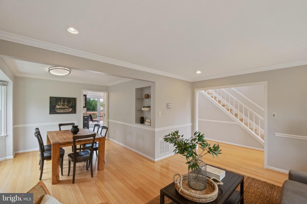 Formal Living Room - 1406 POWELLS TAVERN PL, HERNDON