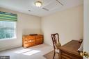 Bedroom #3 - 8300 MUSKET RIDGE LN, FREDERICKSBURG
