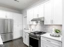 Jenn Air Stainless Appliances  with gas stove - 44691 WELLFLEET DR #208, ASHBURN